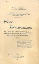 Pax Economica